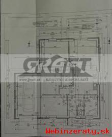 RK-GRAFT ponúka 4-izb.  RD s garážou Hvi
