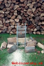 Stojan na rezanie dreva