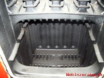 Liatinový teplovodný kotol SORN GNB CL