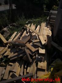 Predam drevo na salovanie / debnenie