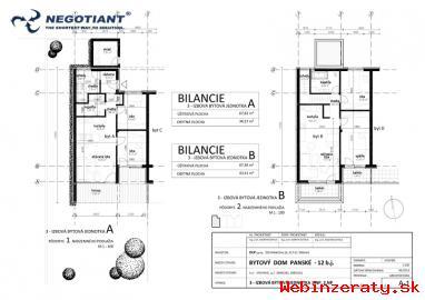 3-izb.  byt - novostavbe - Stupava
