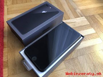 IPhone 8 Plus 256GB čierna NOVINKA