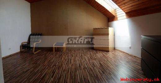 RK-GRAFT ponúka 3-izb.  mezonet