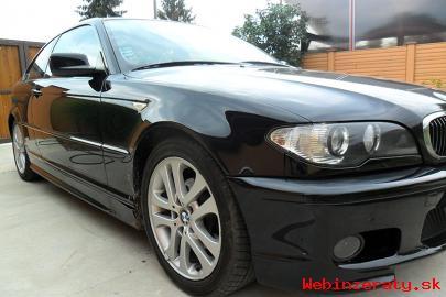 Predám BMW 320i M-packet