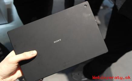 PREDÁM Sony Xperia Z2 tablet