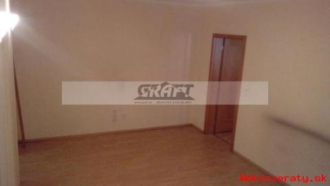 RK-GRAFT ponúka 2-izb.  byt Sibírska ul.