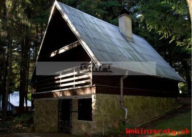 RK GRAFT ponúka trojpodlažnú chatu Tat