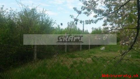 RK-GRAFT ponúka záhradu Bernolákovo