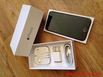iPhone 5S 64GB továrna odemčený