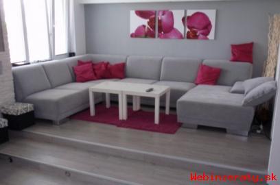 2,5 izbový LUXUSNÝ byt Krakovská ulica,