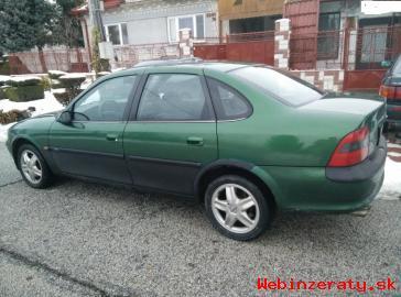 Predám Opel Vectra 2. 5 V6 CDX v prerfek