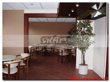 RK-GRAFT ponúka na predaj Kaviareň