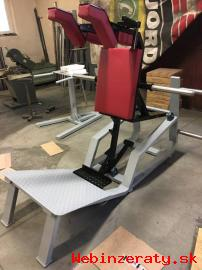 Fitness stroje V - squat machine