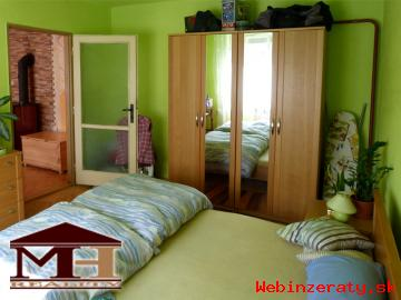 2-izbový tehlový byt Krupina
