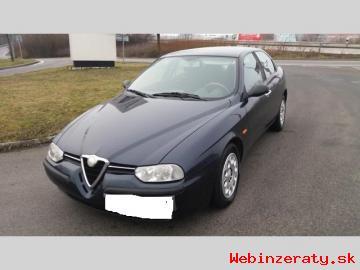 Znižená cena. . . Predám Alfa romeo 156