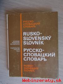 Rusko-slovensky slovnik