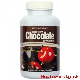 Čerešňa a čokoláda, cmúľací multivitamín