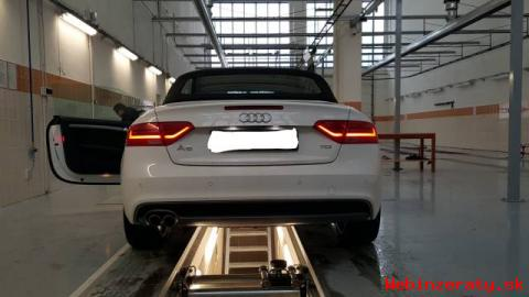 Audi A5 2. 0 TDI cabrio S-line