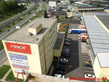 Prenajmeme garáž - Banská Bystrica