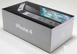 Apple iPhone 4 (Latest Model) - 32GB -