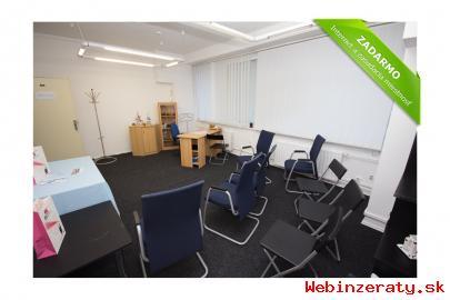 Prenájom kancelárie v Bratislave Ružinov