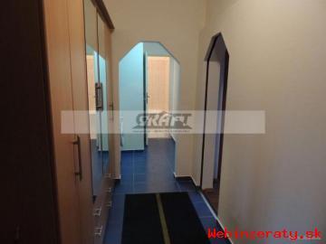 1-izb.  byt Teplická ul.  Nové Mesto