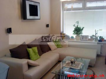 RK-GRAFT ponúka 3-izb. byt D. Lužna