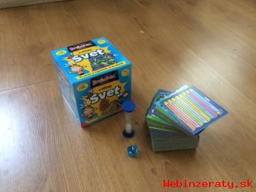 Predám hru svet v kocke
