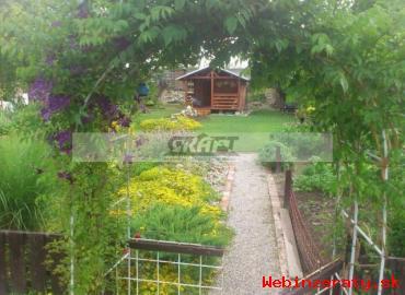 RK-GRAFT ponúka Záhradnú Chatku Malé Pá