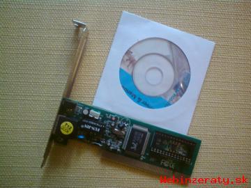 Sietová karta CNR-D30TXL