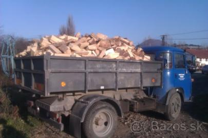 smrekove palivove drevo