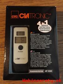 Predám alkoholtester CIATRONIC AT3260 eš