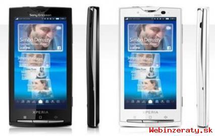Predám Sony Ericsson x10