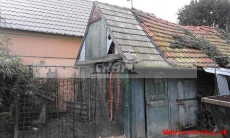Starší 2-izb.  RD Odeská ul.  -P. Biskup