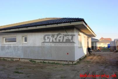 RK-GRAFT ponúka 4-izb.  RD Dunajská Lužn