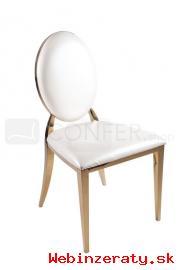 Banketové Ghost stoličky