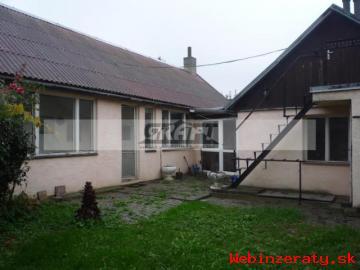 RK-GRAFT ponúka 3-izb.  RD Vištuk - Pezi
