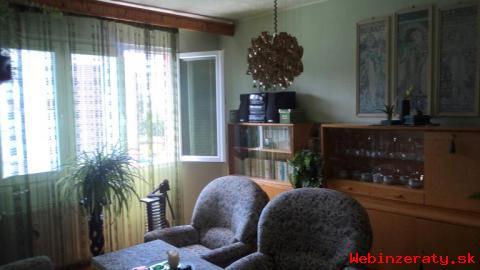 Prerobený 2 izbový byt v Detve