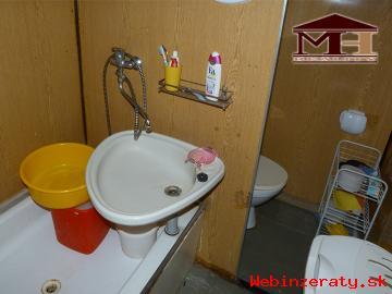 Predaj 1-izbový byt s balkónom KRUPINA