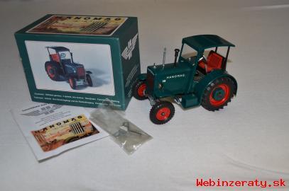 Predám traktor Kovap-HANOMAG-so zelenou