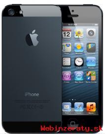 Apple Iphone 5 16GB -  BA+celáSR