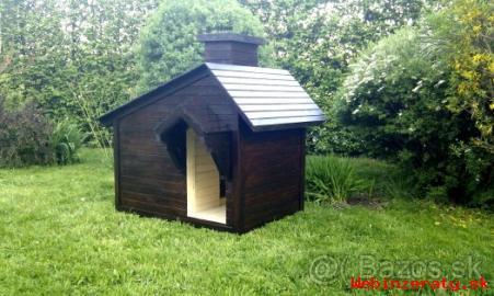 Kvalitné psie búdy