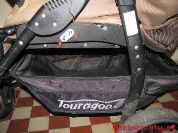 Trojkombinacia Touragoo