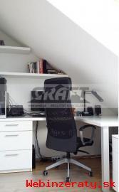 RK-GRAFT ponúka 4-izb.  mezonet