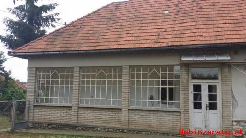 Starší rodinný dom Čankov