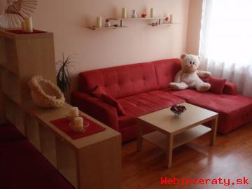 1-izb. byt Plicková ul. -Rača