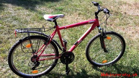 Predám výborný bicykel odpruž. vidlica