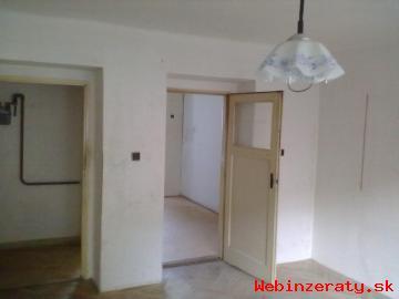 Predám 3 izbový tehlový byt