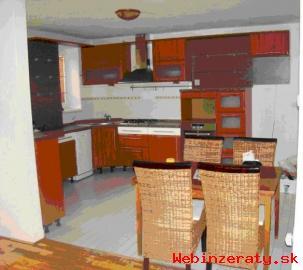 Predám novší rodinný dom v  Trnave