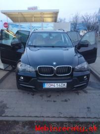 BMW X5 3. 0 D Xdrive bez investícií kupo